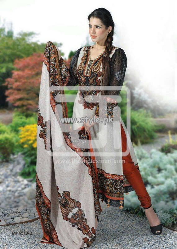 Rashid Textiles Khaddar Collection 2013 For Women 010