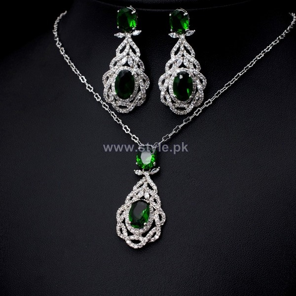 Sakina Jewelery Party Wear Jeweleries 2013 For Girls1