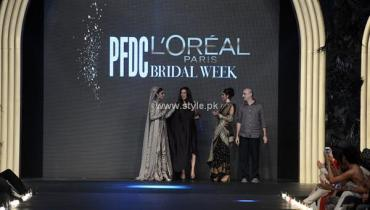 Sana Safinaz Bridal Dresses 2013 at PFDC L'Oreal Paris Bridal Week
