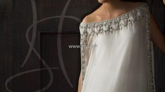 Shamsha Hashwani Party Wear 2013 for Women