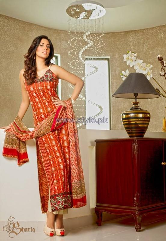 Shariq Textiles Sahil Collection 2013 For Girls5