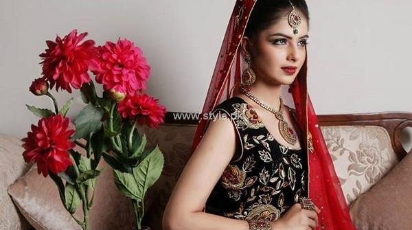 Shehrbano 2013 Bridal and Formal Wear Dresses