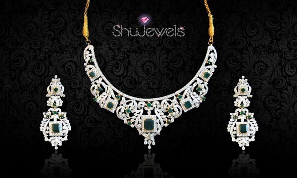 Shujewels Jewellery Designs 2013 For Women 004