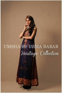 Umsha by Uzma Babar Heritage Collection 2013 For Women7