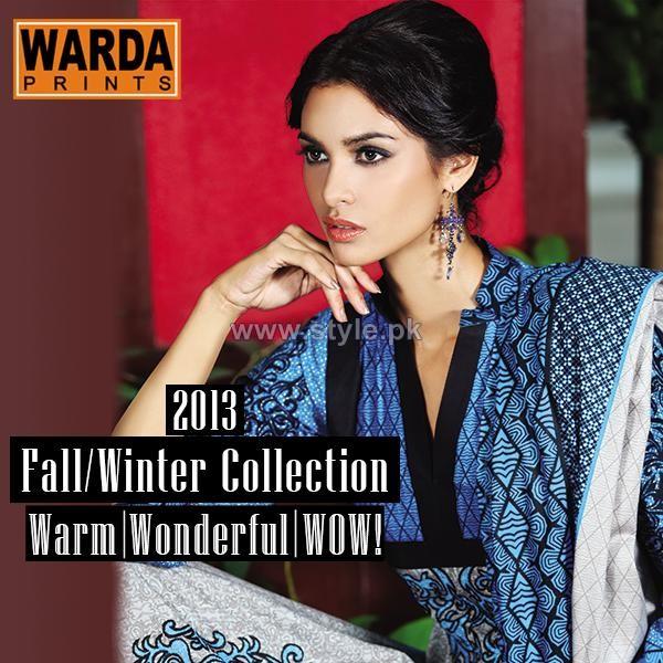 Warda Designer Fall Winter Collection 2013 For Women5