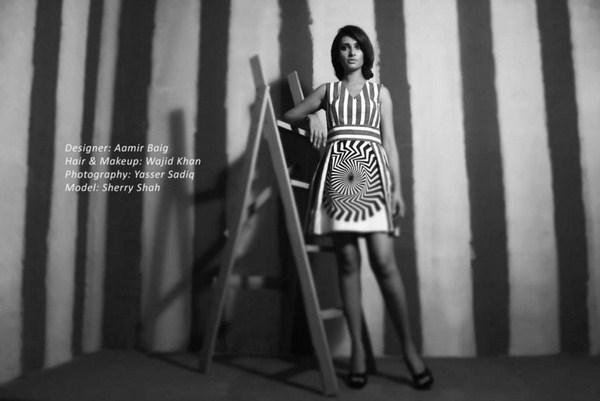 Aamir Baig Western Dresses 2013 For Women