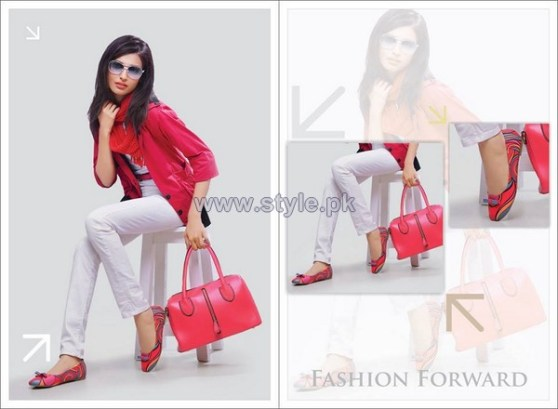 Borjan Shoes Foot Wear And Hand Bags 2013 For Women 5