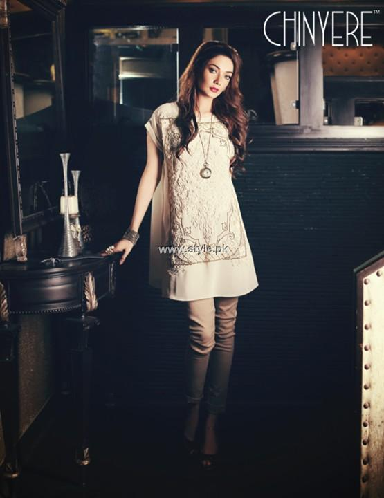 Chinyere Winter Dresses 2013-2014 for Women