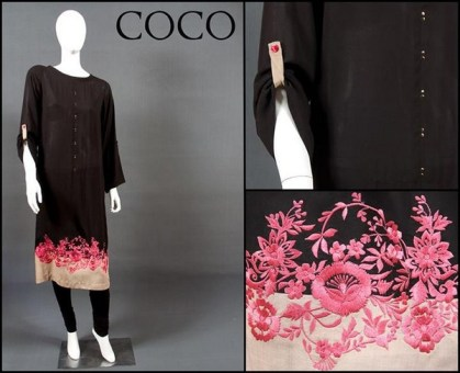 Coco by Zara Shahjahan Winter Dresses 2013-2014 for Women 008