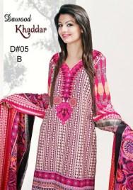 Dawood Textiles Khaddar Dresses 2013 For Women 008