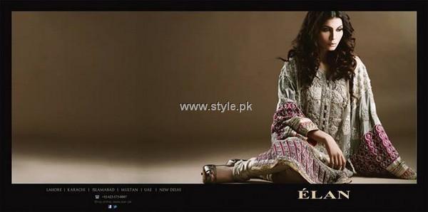 Elan Bridal Wear 2013 Dresses for Women