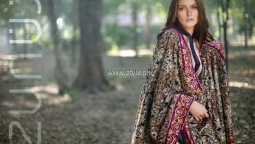 Lakhany Silk Mills Shawl Collection 2013-2014 for Women