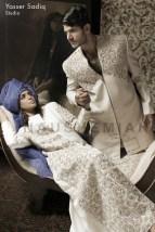 Nauman Arfeen Wedding Dresses 2013 For Men And Women 004