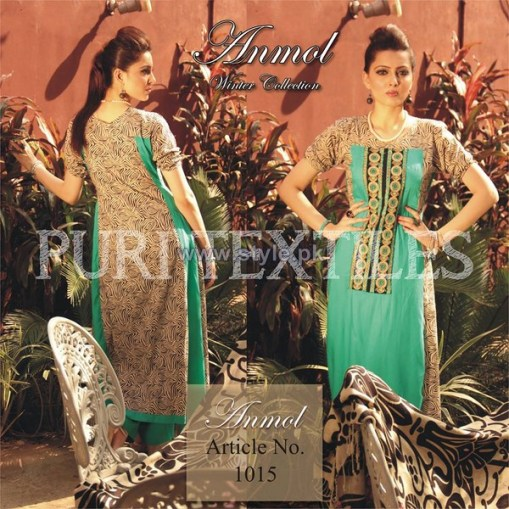 Puri Textiles Anmol Collection 2013 For Women 3