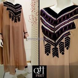 QnH Winter Long Shirt Designs 2013 For Girls 4