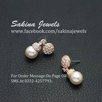 Sakina Jewellery Earring Designs 2013 For Women 006