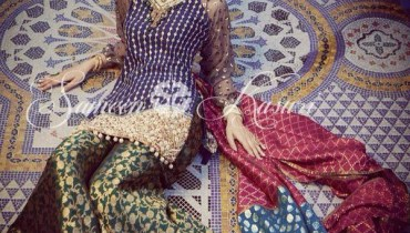 Bridal and Formal Dresses 2013-2014 by Sameen Kasuri