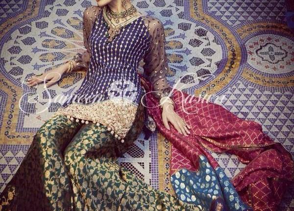 Bridal and Formal Dresses 2013-2014 by Sameen Kasuri