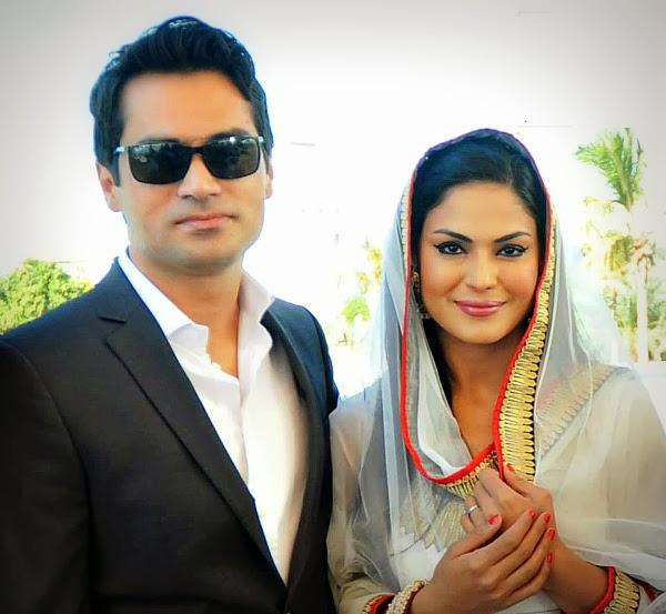 Celebrity Wedding 2013-Veena