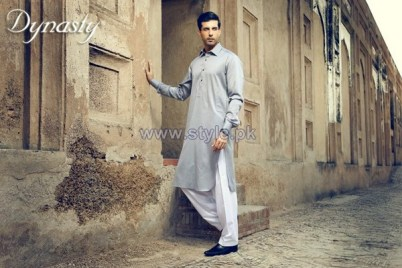 Dynasty Fabrics Menswear Collection 2014 For Winter 3