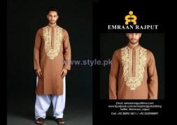 Emraan Rajput Formal Wear Kurtas 2014 For Boys 1