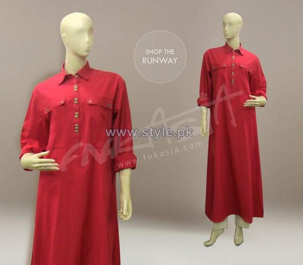 FNKASIA Winter Dresses 2013-2014 For Women 6