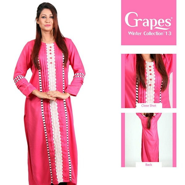 Grapes The Brand Casual Dresses 2013-2014 For Women 009