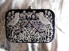 Mahin Hussain Bridal Clutches 2014 For Wedding 2