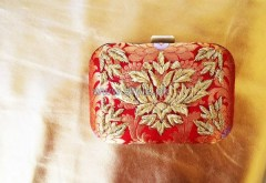 Mahin Hussain Bridal Clutches 2014 For Wedding 3