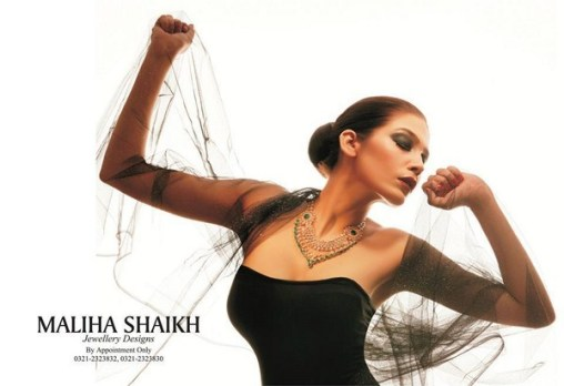 Maliha's Shaikh Jewellery Designs 2014 For Women 003
