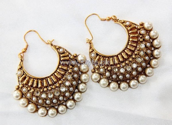 Mariam Sikander Jewellery Designs 2014 For Girls 5