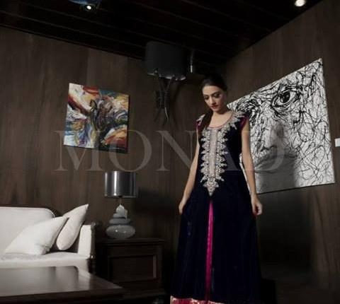 Monad Formal Wear Dresses 2013-2014 for Ladies