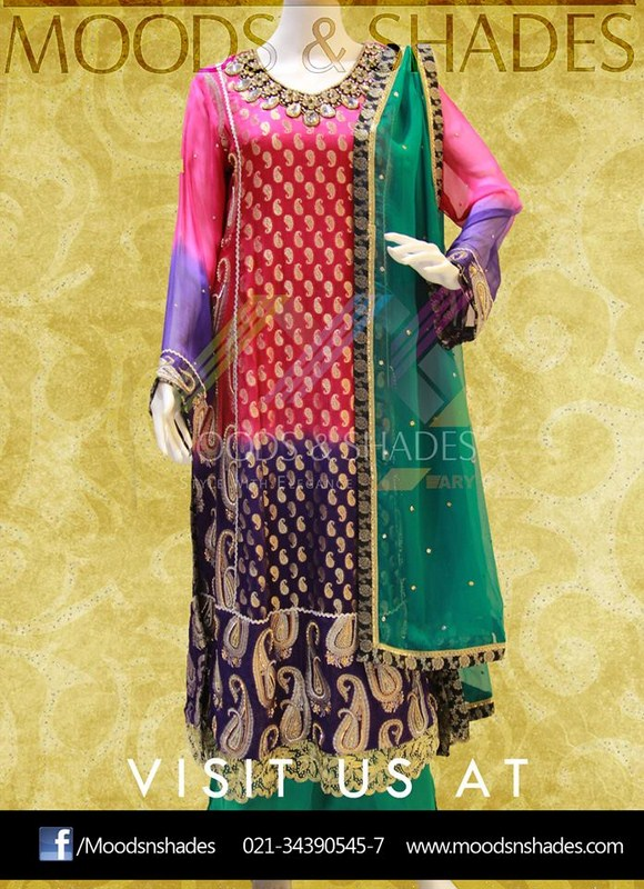 Moods And Shades Winter Dresses 2013-2014 For Women 003