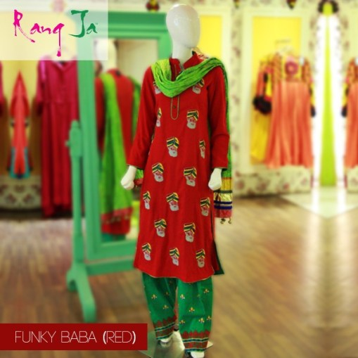 Rang Ja Winter 2014 New Arrivals for Women 001
