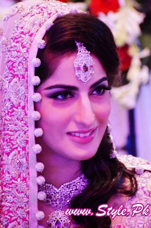 Sana Khan and Babar Khan Wedding Pic 13