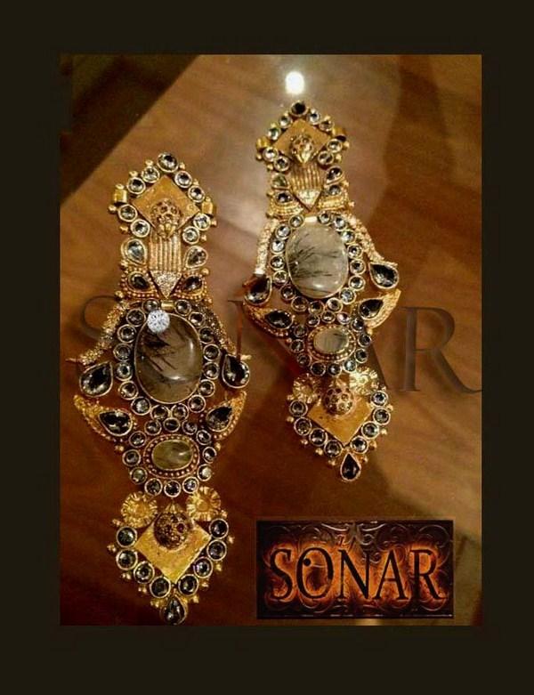 Sonar Jewellery Designs 2013-2014 For Women 004
