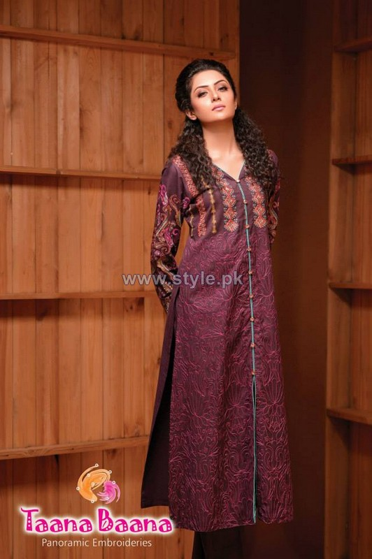 Taana Baana Casual Wear Dresses 2014 For Women 8