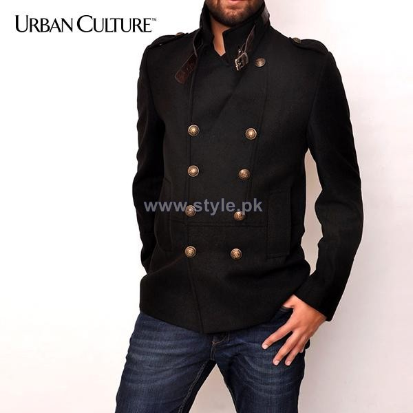 Urban Culture New Winter Dresses 2014 For Boys 5