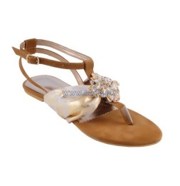 Gul Ahmed Casual Wear Slippers 2014 For Girls 3