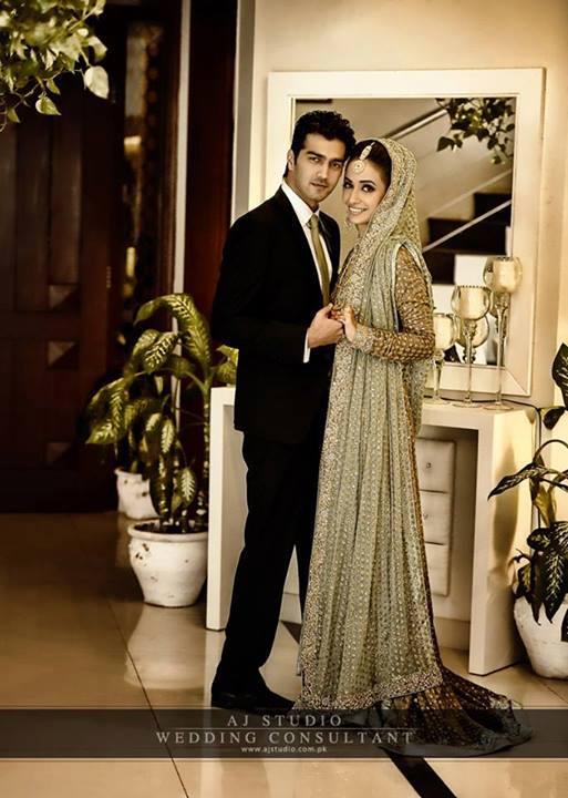 Javed Shaikh Son Shehzad Sheikh Wedding Pic 16