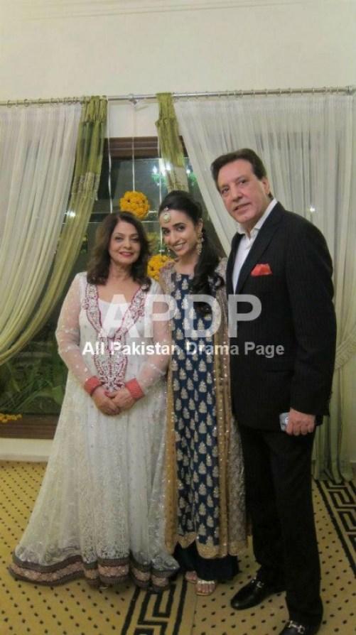 Javed Shaikh Son Shehzad Sheikh Wedding Pic 19