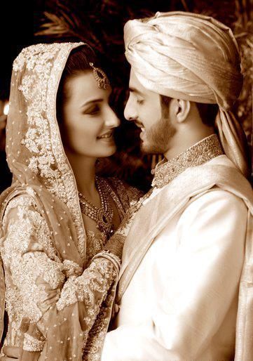Momal Sheikh Wedding Pic 19