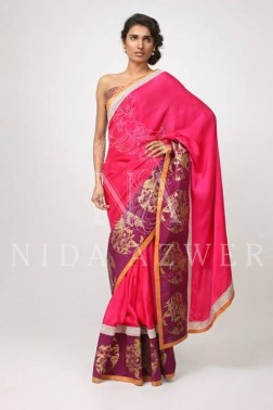 Nida Azwer Formal Wear Dresses 2014 for Women005