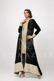 Nida Azwer Formal Wear Dresses 2014 for Women008