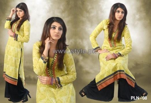 Popular Style Linen Dresses 2014 For Girls 3