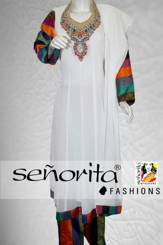 Senorita Fashions Party Dresses 2014 For Women 009