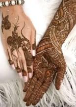 Simple Mehndi Designs For Girls 0010