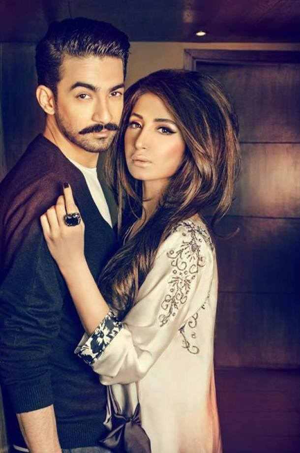 Hira Tareen And Ali Safina New Photo shoot For XPOZE pic 07