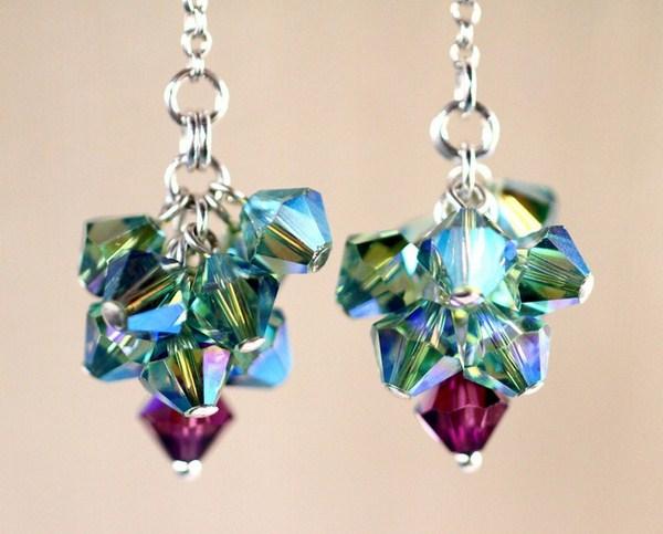 Swarovski Crystal Jewellery Designs 2014 For Women 003