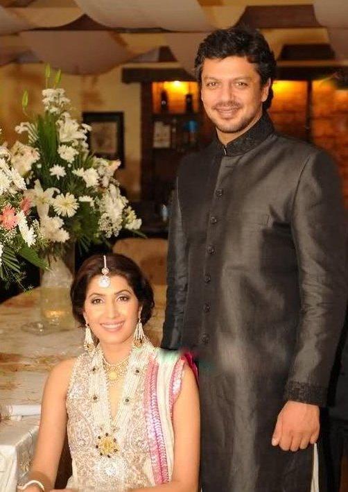 Vaneeza Ahmed Wedding Pics 12